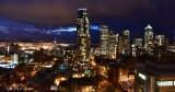 Seattle from Swedish Hospital