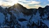Chair Peak Lake, Melakwa Pass, Kaleetan Peak, Cascade Range, WA