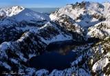 Mount Daniel, Mt Hinman, Spade Lake, Venus Lake, WA, PNW