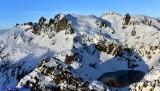Venus Lake, Mount Daniel, Cascade Mountains, Cascade Range, WA