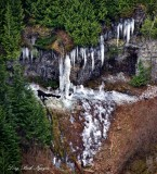 Ice Falls, Cascade Mountains WA 056