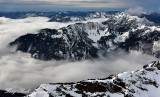 Guye Peak, Snoqualmie Mountain, Chair Peak, Denny Ridge, Kendall Peak, Washington 220
