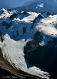Hoh Glacier, Humes Glacier, Mount Mathias, Mount Olympus, Olympic National Park, Washington 120