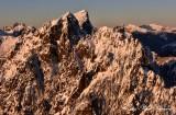 Baring Mountain, Cascades Mountain Washington 1199