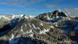 Chikamin Peak, Lemah Mountain, Chimney Peak, Overcoat Peak, Washington 165