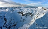 Mount Hinman Lake Rowena Washington Cascade Mountains 284