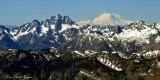 Mount Stuart Mount Rainier Washington Cascade Mountains 030