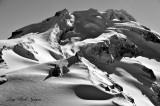 Glacier Peak, Kennedy Peak and Glacier, Ptarmigan Glacier, Scimitar Glacier, Washington Cascade Mountains 155