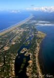 Ocean Shores Duck Lake North Bay Pacific Ocean Washington 318