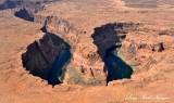 Horseshoe Bend, Colorado River, Glen Canyon,  Arizona 486