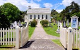 Russell Christ's Church and Cemetery, Russell New Zealand 306