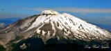 Mount St Helens and Mt Adams Washington 759