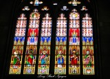 Kolner Dome Stained Glass Window Koln Germany 6254