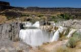 Shoshone Falls and Park Snake River Twin Falls Idaho 178