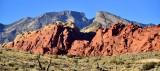 Calico Hills Turtlehead Mountain Red Rock Canyon Las Vegas Nevada 200