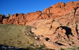 Aztec Sandstone Formation Calico Hills Red Rock Canyon Las Vegas Nevada 254