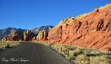 Red Rock Scenic Drive Calico Hills Las Vegas Nevada 297