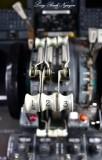 Engine Throttles Boeing 727 Seattle 244