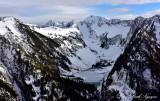 Copper Lake Vesper Peak Big Four Mountain Cascade Mountains Washington 253