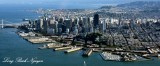 Downtown San Francisco, Fishermans Wharf, Oakland Bay Bridge, California 269