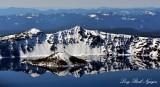 Wizard Island Crater Lake National Park Oregon 210