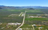 Nervino Airport one mile east of Beckwourth California USA