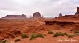 John Ford's Point,  Monument Valley, Navajo Tribal Park,  Arizona 719