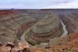 Goosenecks State Park, San Juan River, Mexican Hat, Utah 1085