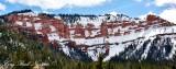 Pink Cliffs, Blowhard Mountain, Cedar Canyon, Highway 14, Utah 216