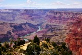 Grand Canyon National Park from Desert View Watchtower, Arizona 412