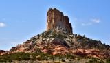 Square Butte White Mesa Navajo Nation Arizona 102