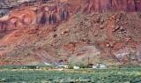 Life at base of Tyende Mesa Navajo Nation Arizona 495