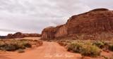 Thunderbird Mesa Monument Valley Scenic Drive Navajo Tribal Park Arizona 741