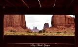 North Window Overlook to Monument Valley Navajo Tribal Park Arizona 894
