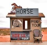 Horse Tour Monument Valley Navajo Tribal Park Arizona 996