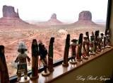 Navajo Arts in The View Trading Post Monument Valley Navajo Tribal Park Arizona 1131
