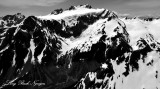 Mount Olympus, White Glacier, West Peak, Olympic National Park, Washington 234