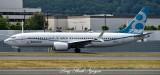 Boeing 737 MAX N8703J Boeing Field Seattle 131