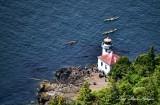 Lime Kiln Lighthouse San Juan Island Washington 018