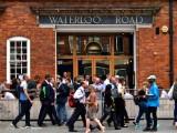 Waterloo Road Pub Waterloo Station London England 007