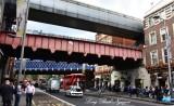 Waterloo Station Rail Bridges London 010