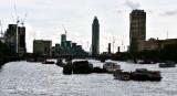 Construction Cranes in London England 141