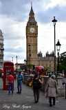 Big Ben Red Telephone Booth London 202
