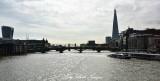 The Thames Tower Bridge The Shard London 101