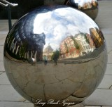 St Pauls Cathedral in the Spheres London England 126