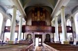 St Peter  St Paul C of E Interior Blandford Forum England 030