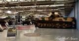 Tiger Tank in Tank Museum Bovington 011