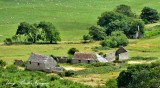 Abandoned Farm on Lulworth Ranges Tyneham 093