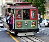 Powell and Market Cable Car 13 San Francisco California 018
