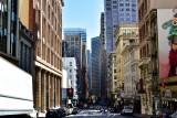 Buildings in Financial District San Francisco 100